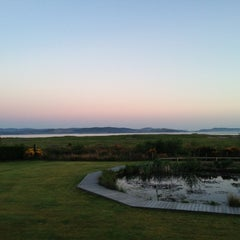 Photo taken at Tralee Bay Holiday Park by Dean B. on 6/6/2013
