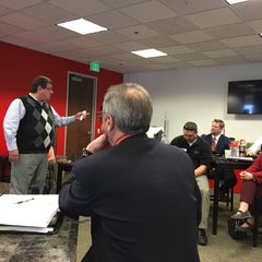 Photo taken at Keller Williams by Laura E. P. on 2/5/2016