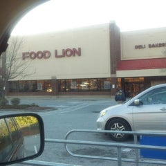 Photo taken at Food Lion Grocery Store by James M. on 11/22/2012