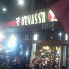 Photo taken at Cervejaria Devassa by Francisco G. on 11/15/2012