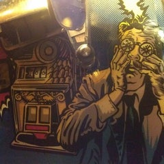 Photo taken at CP Pinball by Alex K. on 11/18/2012