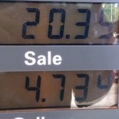 Photo taken at Chevron by Mark B. on 9/21/2012