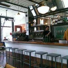 Photo taken at Pilar Cuban Eatery by Sara on 3/15/2015