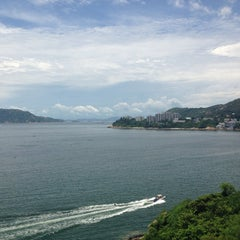 Photo taken at The American Club Hong Kong 美國會 by Jess M. on 8/9/2014