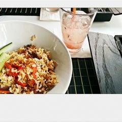 Photo taken at YAM YAM Thai Food & Café by Kachy💄 Ç. on 6/11/2013