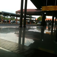 Photo taken at Terminal 1C by Andi Z. on 5/8/2013