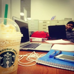 Photo taken at UTA Library by Jashandeep S. on 12/8/2014