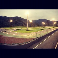 Photo taken at Kartódromo Internacional Aldeia da Serra by Renato P. on 12/2/2012