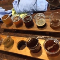 Photo taken at Fairhope Brewing Company by Scott R. on 8/16/2015