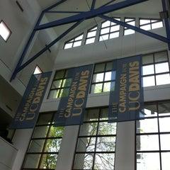 Photo taken at Buehler Alumni Center by Herry W. on 3/27/2013