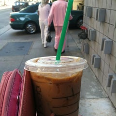 Photo taken at Starbucks by Anneliese T. on 11/21/2012