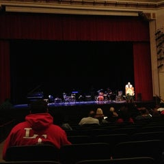 Photo taken at Roper Performing Arts Center - TCC by Aubrey K. on 2/2/2013