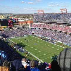 Photo taken at Nissan Stadium by Ann R. on 10/28/2012