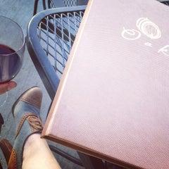 Photo taken at Oak Wine Bar by Kris G. on 9/23/2014