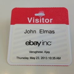 Photo taken at eBay Orchard L2 by Arda E. on 5/23/2013