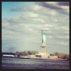 Photo taken at New York Harbor by Daniel H. on 5/18/2013
