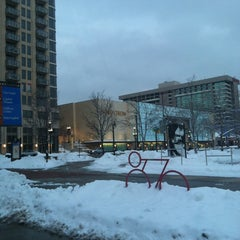 Photo taken at Nordstrom City Creek Center by Dani L. on 1/30/2013