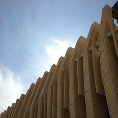 Photo taken at Centro Universitario UAEM Valle de Mexico by P I K. on 4/9/2013