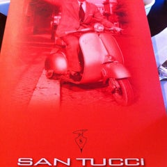 Photo taken at San Tucci by Christelle D. on 7/27/2013