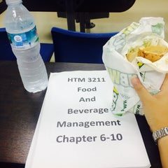 Photo taken at Martin de Tour School of Management and Economics by Chanipher F. on 10/20/2015
