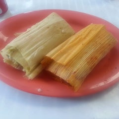 Photo taken at Tamales Garibay by infamous c. on 3/12/2013