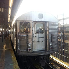 Photo taken at MTA Subway - Ozone Park/Lefferts Blvd (A) by Brandon C. on 9/4/2014