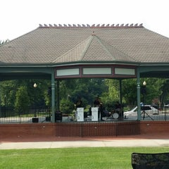 Photo taken at Niles Riverfront Park by Victor M. on 7/20/2014