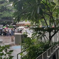 Photo taken at ตรวจคนเข้าเมือง จ.เชียงใหม่ (Chiang Mai Immigration) by เอ๋ เ. on 9/4/2015