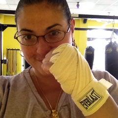 Photo taken at CKO Kickboxing of Carroll Gardens by Jenny M. on 7/16/2014