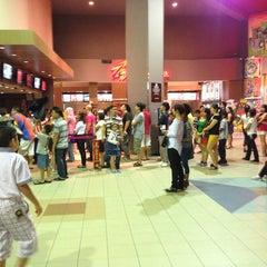Photo taken at TGV Cinemas by Meng Kwang N. on 2/13/2013