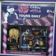 Photo taken at Cadbury World by Arseny C. on 1/25/2015