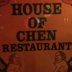 Photo taken at House of Chen by Ry M. on 2/13/2013