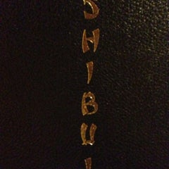 Photo taken at Shibui Japanese Restaurant by Alexa V. on 11/26/2012
