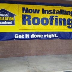 Photo taken at Lowe's Home Improvement by Nevada J. on 9/12/2014