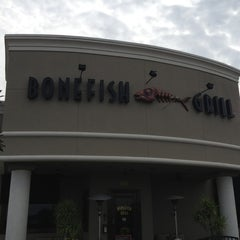 Photo taken at Bonefish Grill by Jay K. on 3/9/2013