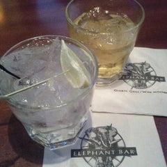 Photo taken at Elephant Bar Restaurant by Rachelle B. on 11/30/2012