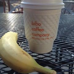 Photo taken at Bibo Coffee Company by Cristina on 9/9/2014