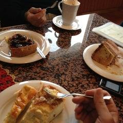 Photo taken at Café Kofler by Jacopo C. on 12/25/2012