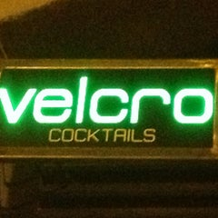 Photo taken at Velcro Bar by Jesús D. on 2/16/2013