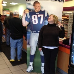 Photo taken at Dunkin Donuts by Susie K. on 10/28/2012