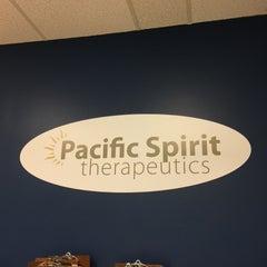 Photo taken at Pacific Spirit Massage by Geoff T. on 1/18/2016