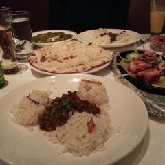 Photo taken at Ajanta Restaurant by Tootie A. on 1/17/2014