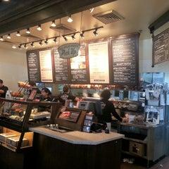 Photo taken at Corner Bakery Cafe by Ghalia E. on 1/15/2013