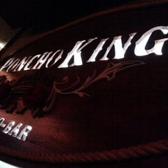 Photo taken at Poncho Kings by Héctor G. on 11/25/2012