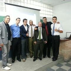 Photo taken at Sala A 310 - UniÍtalo by Fagner G. on 12/11/2012