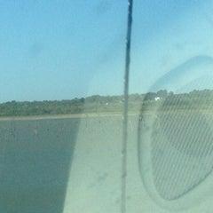 Photo taken at Lake Lavon by Agustin L. on 10/19/2012