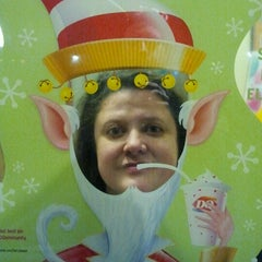 Photo taken at Dairy Queen by April on 11/21/2012