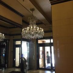 Photo taken at Hotel San Carlos by Josie C. on 4/15/2015