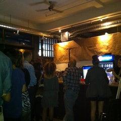 Photo taken at Winnipeg Free Press News Café by Jay H. on 9/30/2012