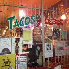 Photo taken at Tacos A Go-Go by Bonnie K. on 2/23/2013